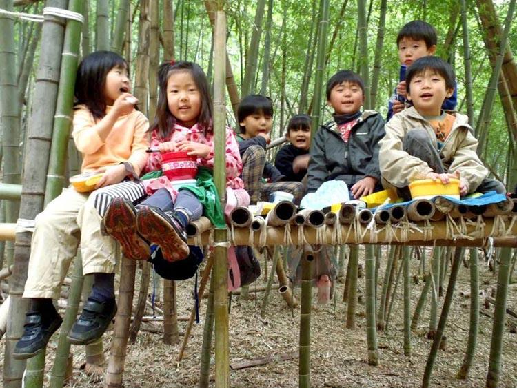 自然学校『海の子森の子俱楽部』
